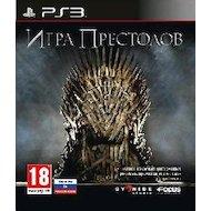 Фото Игра престолов PS3 русские субтитры