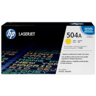 Картридж лазерный HP 504A CE252A желтый для HP CM3530/CP3525 (7000стр.)