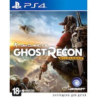 Tom Clancy s Ghost Recon: Wildlands (PS4 русская версия)