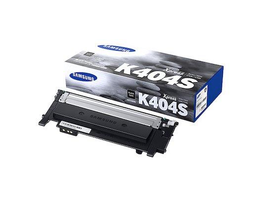 Картридж лазерный Samsung CLT-K404S/XEV черный (1500стр.)