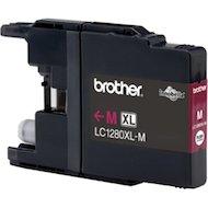Фото Картридж струйный Brother LC1280XLM пурпурный