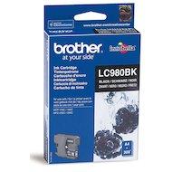 Фото Картридж струйный Brother LC980BK черный (300стр.)