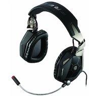 Игровые наушники проводные Saitek Mad Catz Cyborg F.R.E.Q. 5 Stereo Headset Mylar PET 50mm