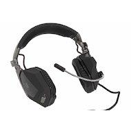 Фото Игровые наушники проводные Saitek Mad Catz Cyborg F.R.E.Q. 5 Stereo Headset Mylar PET 50mm