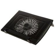 "Фото Подставка для ноутбука Xilence M600 (COO-XPLP-M600.B) 15""/2xUSB/1x200mm FAN/Metal+Plastic/Black"