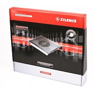 "Фото Подставка для ноутбука Xilence M200 (COO-XPLP-M200) 15""/1x140mm FAN/Plastic/Black"