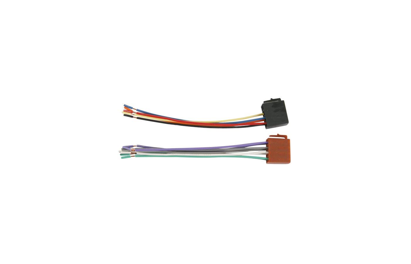 Комплект для подключения автозвука SUPRA АК ISO папа