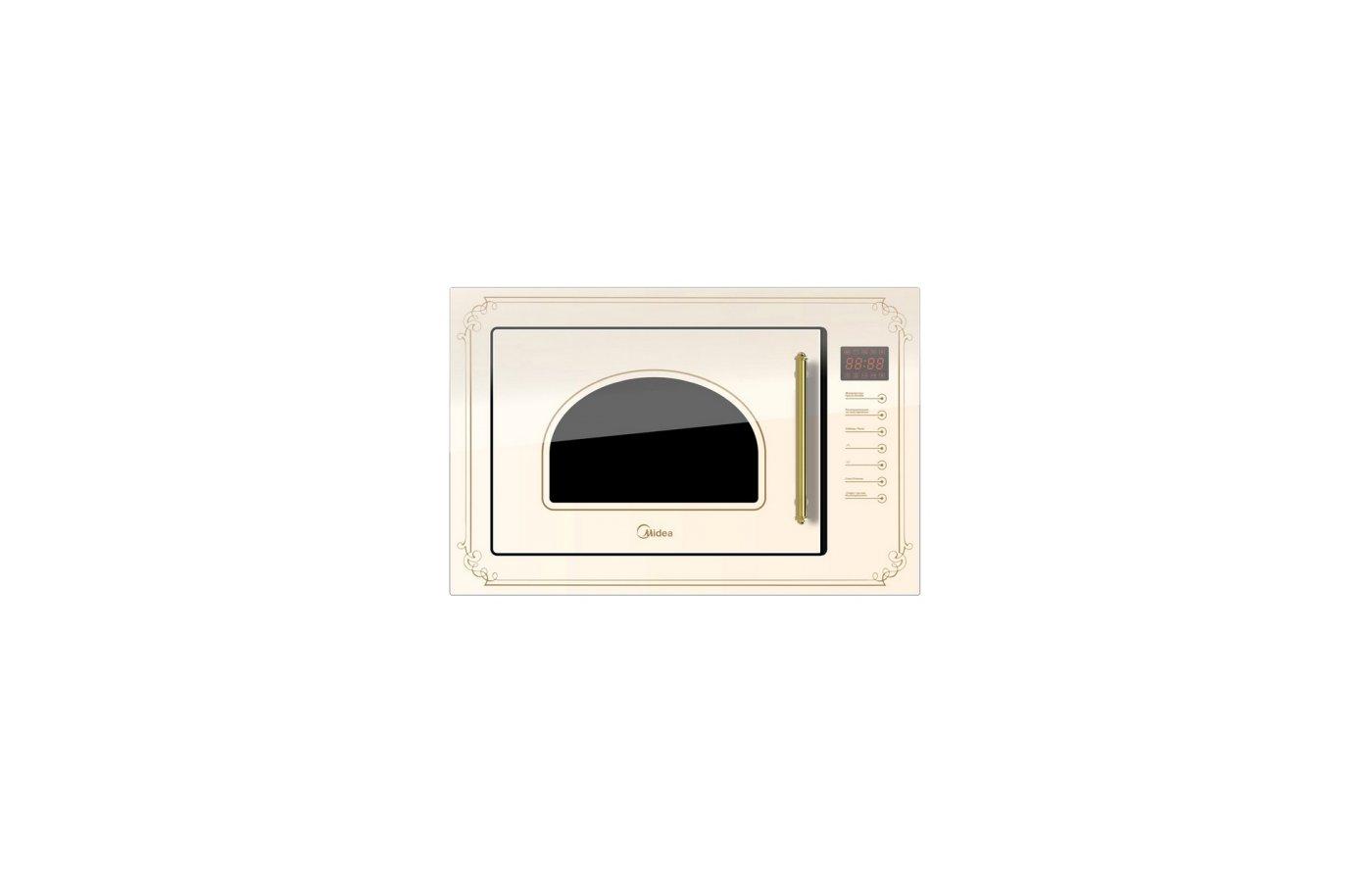 Встраиваемая микроволновая печь MIDEA TG925BW7-I2