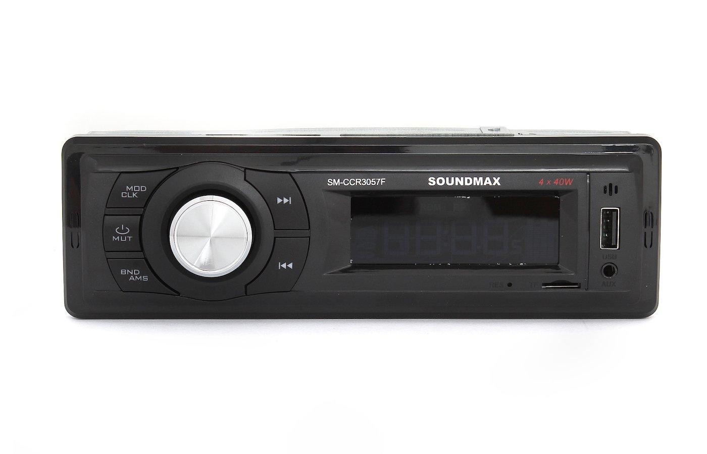Автомагнитола SOUNDMAX SM-CCR 3057F