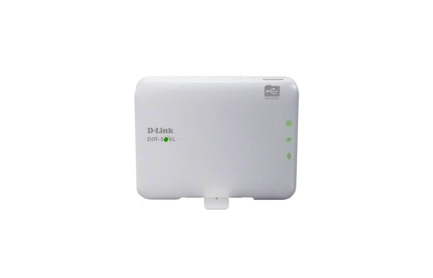 Сетевое оборудование D-Link DIR-506L/A2A