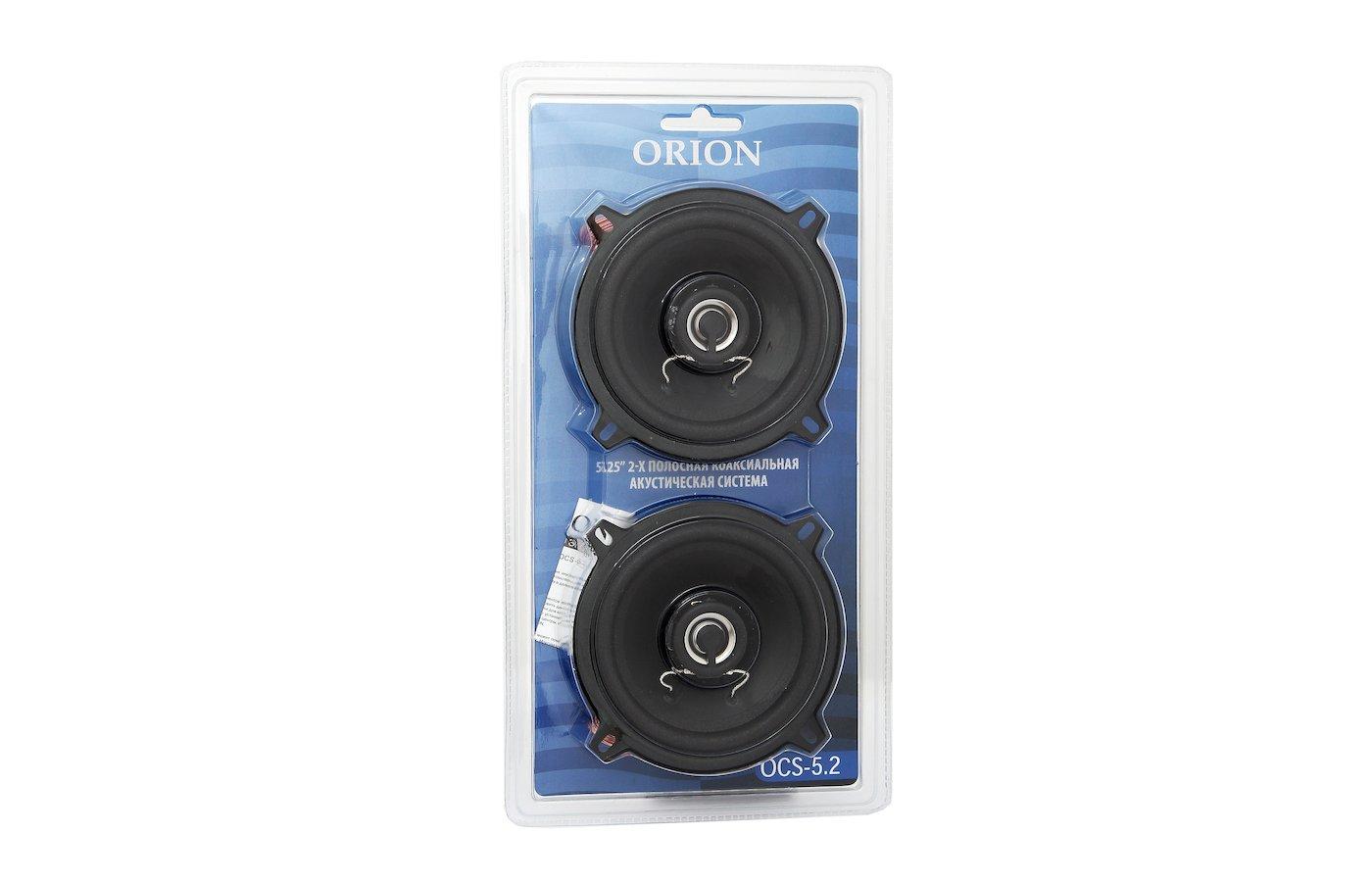 Колонки ORION OCS-5.2
