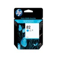 Картридж струйный HP 82 CH566A голубой для HP DJ 510 (28мл)