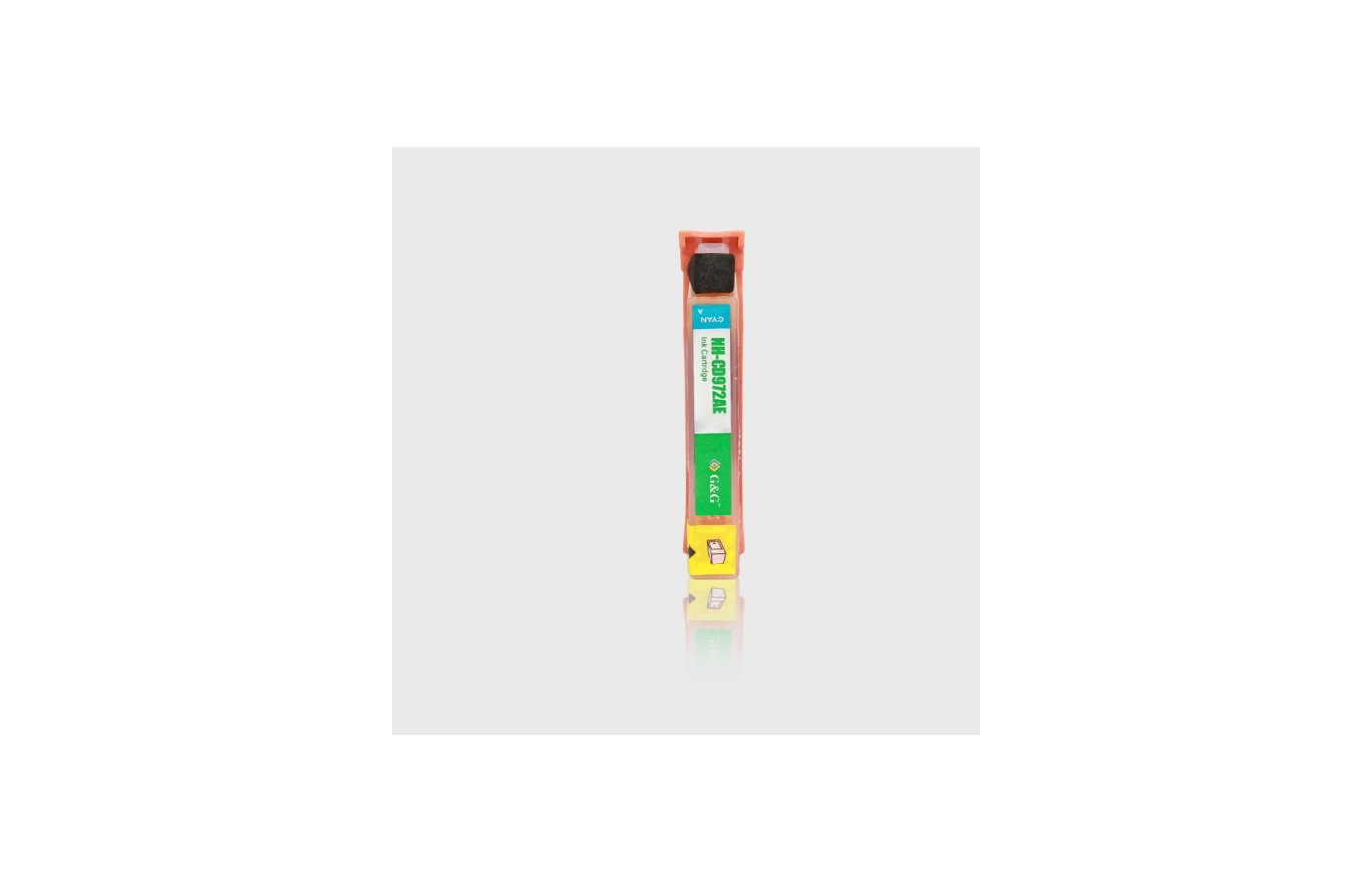 Картридж струйный GG NH-CD972AE Совместимый струйный голубой920XL для НР Officejet Pro 6000/6500/6500A/7000/7500A