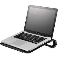 Фото Подставка для ноутбука Cooler Master NotePal U2 Plus Black (R9-NBC-U2PK-GP) (до 17 2 вентилятора 80мм черный)