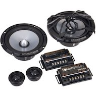 Колонки SOUNDSTREAM PC.6