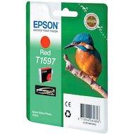 Картридж струйный Epson C13T15974010 красный
