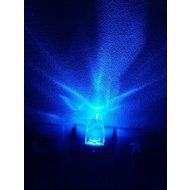 Фото Декоративный светильник ЭРА NN-618-LS-W белый ночник сенсорный LED