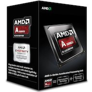 Фото Процессор AMD A4 4000 FM2 (AD4000OKHLBOX) (3.0GHz/5000MHz/AMD Radeon HD 7480D) Box