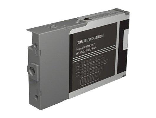 Картридж струйный Epson C13T543100 black for Stylus Pro 7600/9600