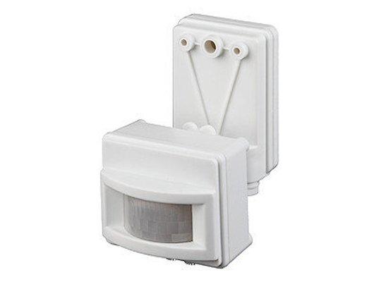 прибор для управления освещением ЭРА Датчик движения MD 01 прожекторный 1200Вт IP-44 12м