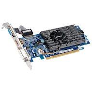 Видеокарта Gigabyte PCI-E GV-N210D3-1GI nVidia GeForce 210 1024Mb 64bit Ret