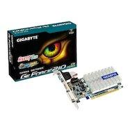 Фото Видеокарта Gigabyte PCI-E GV-N210SL-1GI nVidia GeForce 210 1024Mb 64bit Ret