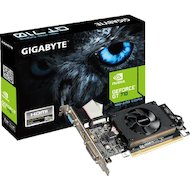 Фото Видеокарта Gigabyte PCI-E GV-N710D3-1GL nVidia GeForce GT 710 1024Mb 64bit Ret low profile