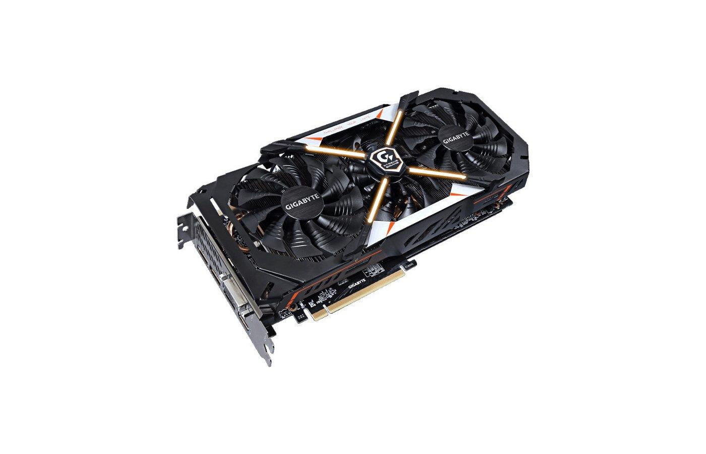 Видеокарта Gigabyte PCI-E GV-N1080XTREME-8GD-PP nVidia GeForce GTX 1080 8192Mb 256bit Ret