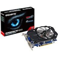 Фото Видеокарта Gigabyte PCI-E GV-R724OC-2GI AMD Radeon R7 240 2048Mb 128bit Ret