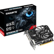 Фото Видеокарта Gigabyte PCI-E GV-R736OC-2GD AMD Radeon R7 360 2048Mb 128bit Ret