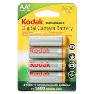 Аккумулятор Kodak AA 2600mAh Ni-Mh 4шт. (HR6-4BL)