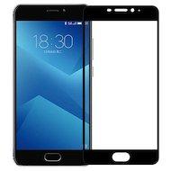 Стекло Solomon fullscreen для Meizu M5 black
