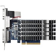 Фото Видеокарта Asus PCI-E GT 710-1-SL nVidia GeForce GT 710 1024Mb 64bit Ret low profile