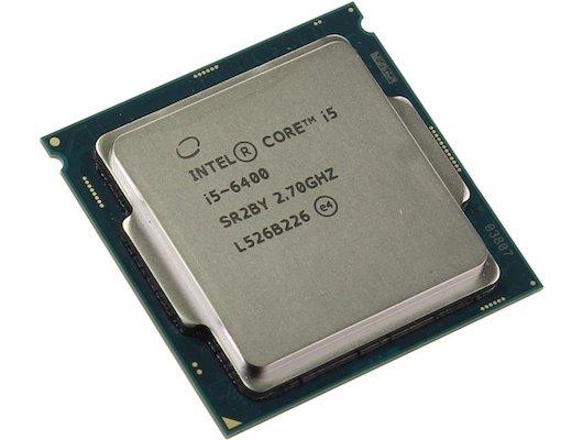 Процессор Intel Core i5 6400 Soc-1151 (BX80662I56400 S R2L7) (2.7GHz/Intel HD 530) Box