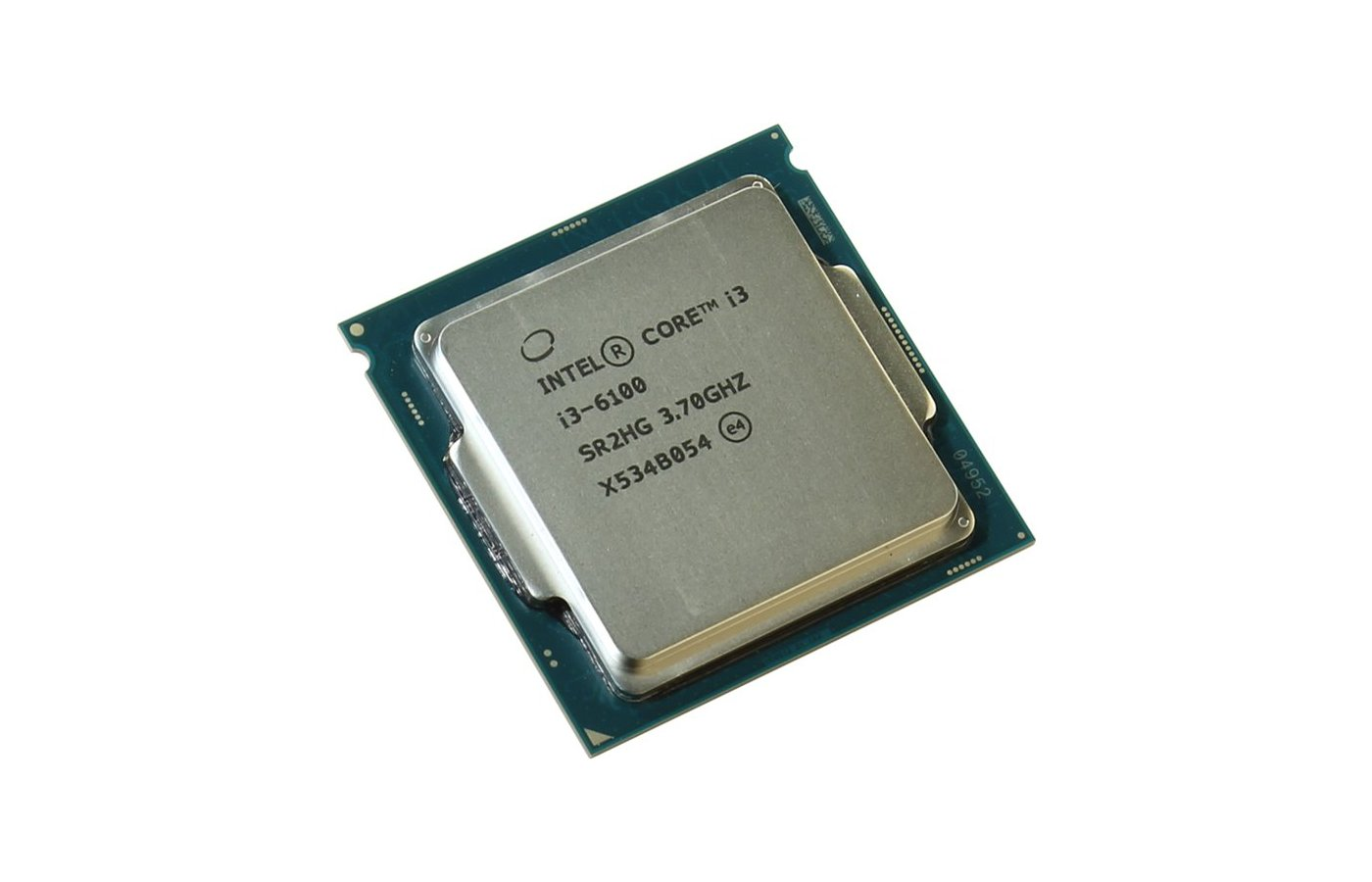 Процессор Intel Core i3 6100 Soc-1151 (BX80662I36100 S R2HG) (3.7GHz/Intel HD 530) Box