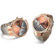 Смарт-часы ASUS ZenWatch 3 WI503Q rose gold leather (WI503Q-3LBGE0005)