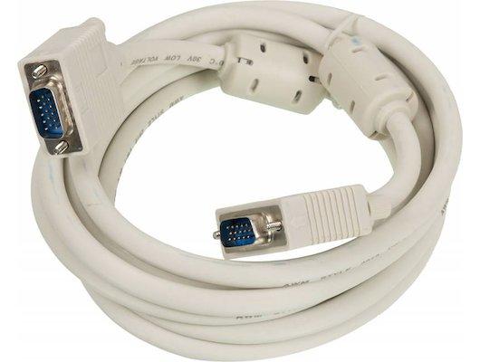 Видео кабель Ningbo VGA(m) - VGA(m) 3м Pro 2 фильтра (CAB016S-10F)