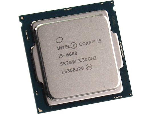 Процессор Intel Core i5 6600 Soc-1151 (CM8066201920401S R2L5) (3.3GHz/Intel HD 530) OEM