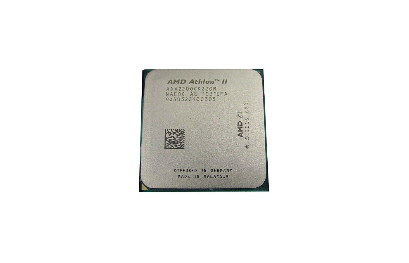 Процессор AMD Athlon II 220 (ADX220OCK22GM) OEM