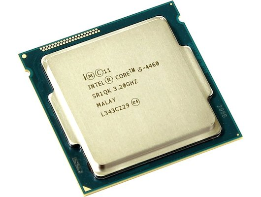 Процессор Intel Core i5 4460 Soc-1150 (CM8064601560722S R1QK) (3.2GHz/5000MHz/Intel HD 4600) OEM