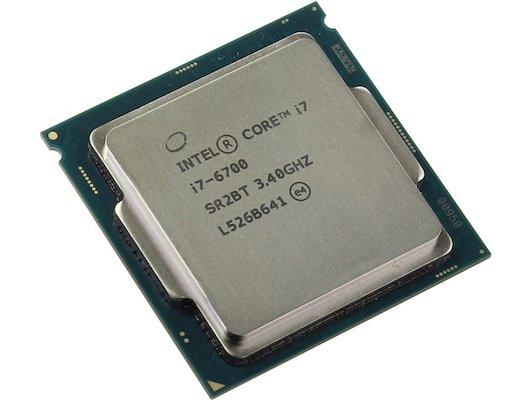 Процессор Intel Core i7 6700 Soc-1151 (BX80662I76700 S R2L2) (3.4GHz/Intel HD 530) Box