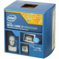 Фото Процессор Intel Core i7 4790 Soc-1150 (BX80646I74790 S R1QF) (3.6GHz/5000MHz/Intel HD 4600) Box