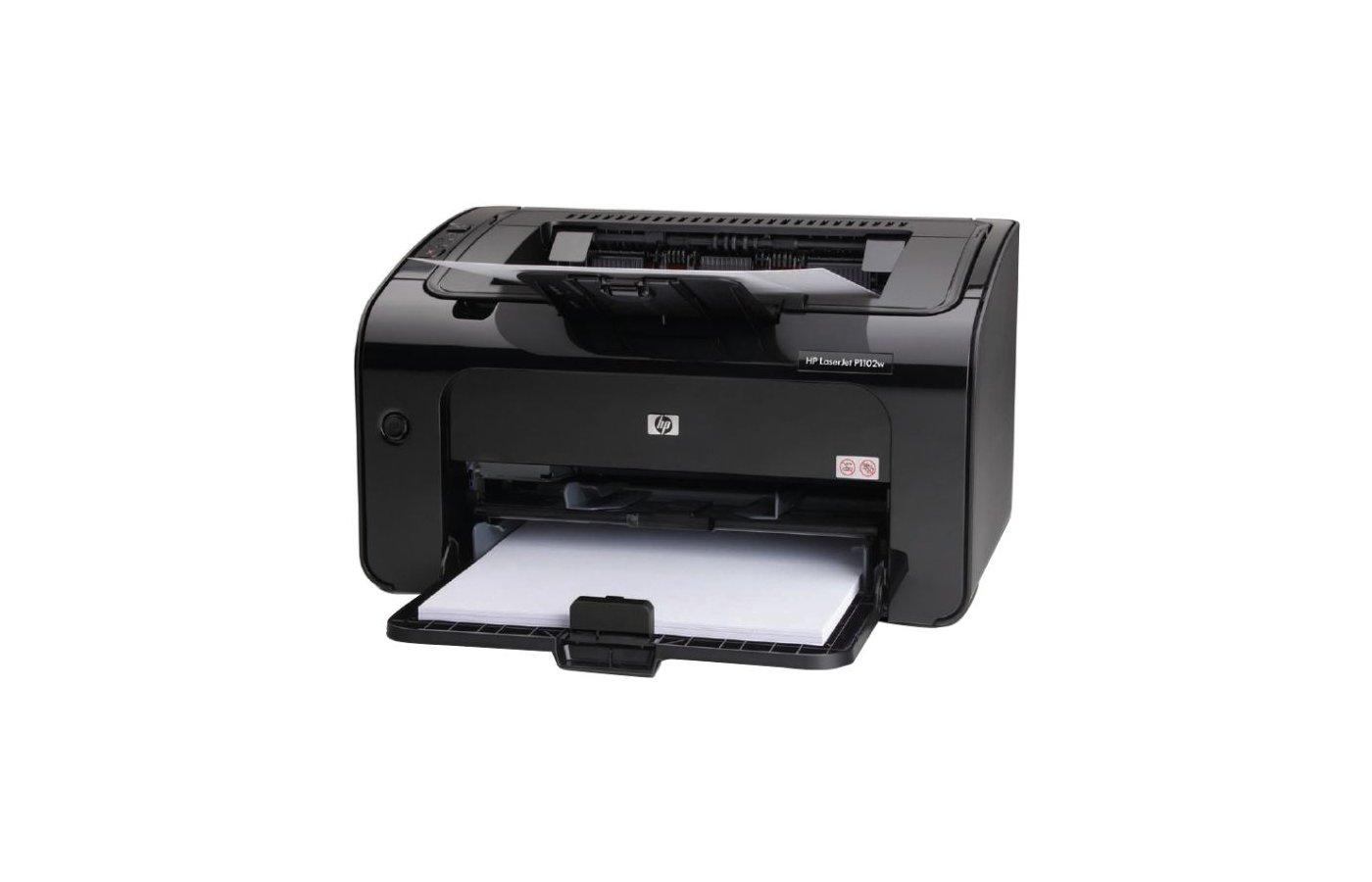 Принтер HP LaserJet Pro P1102w /CE658A/