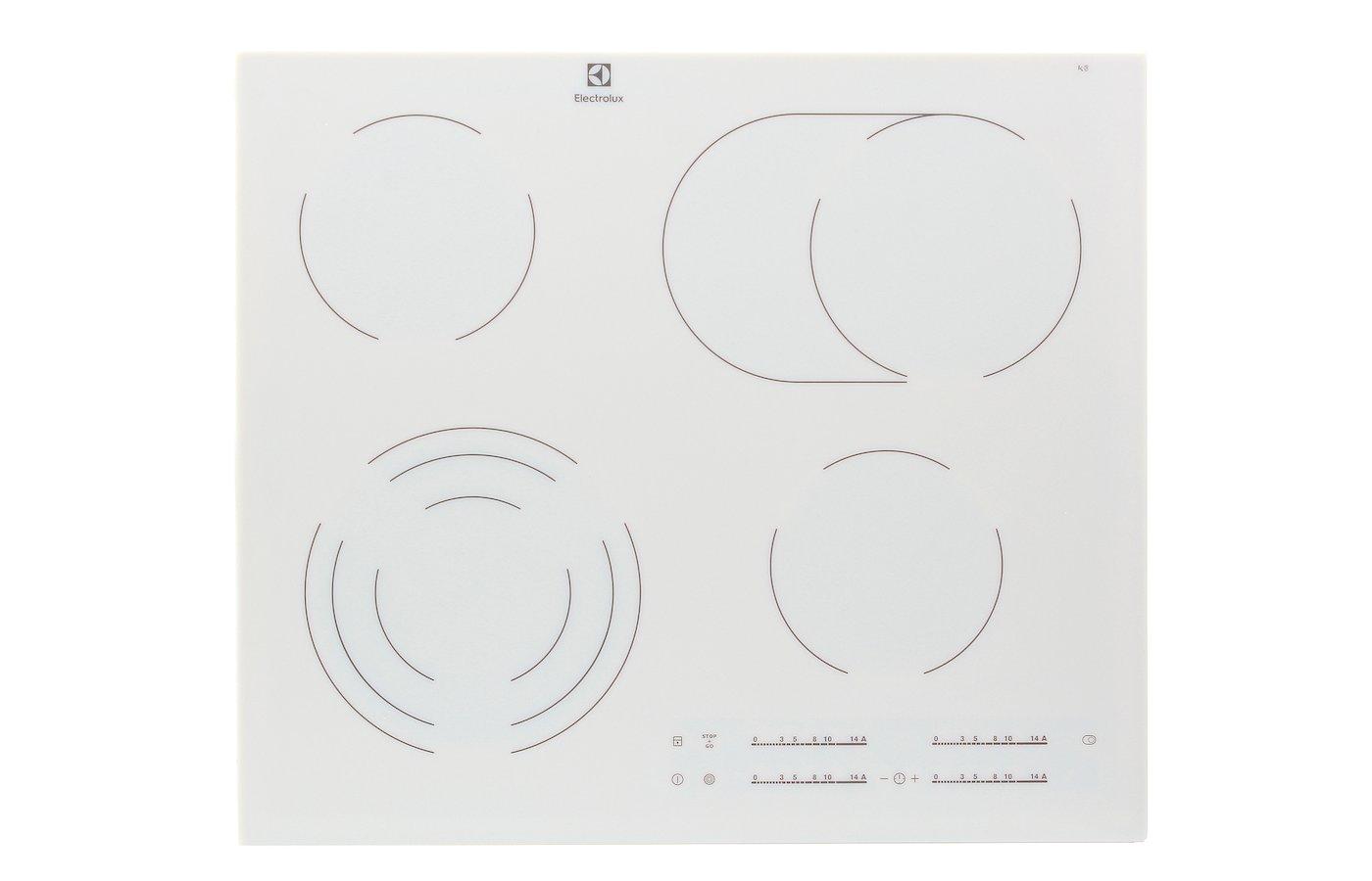 Варочная панель ELECTROLUX EHF 96547SW