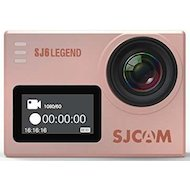 Экшн-камера SJCAM SJ6 LEGEND rose gold