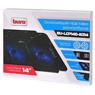 Фото Подставка для ноутбука BURO BU-LCP140-B214 черный