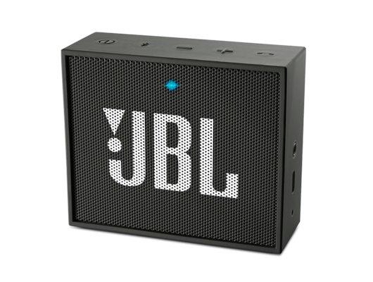 Колонка JBL GO black