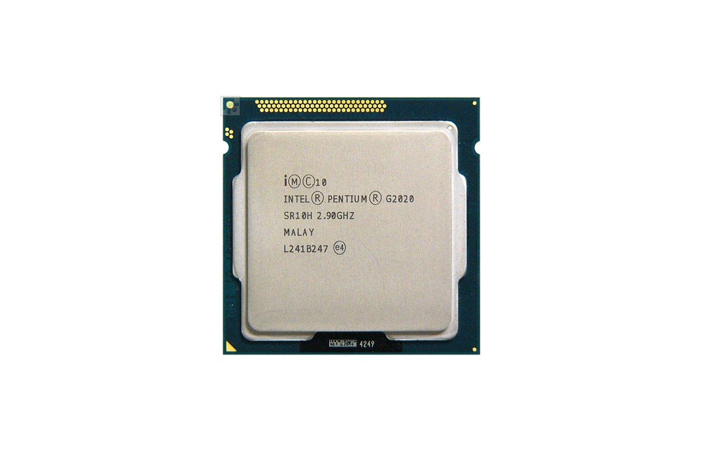 Процессор Pentium G2020 (SR10H) OEM