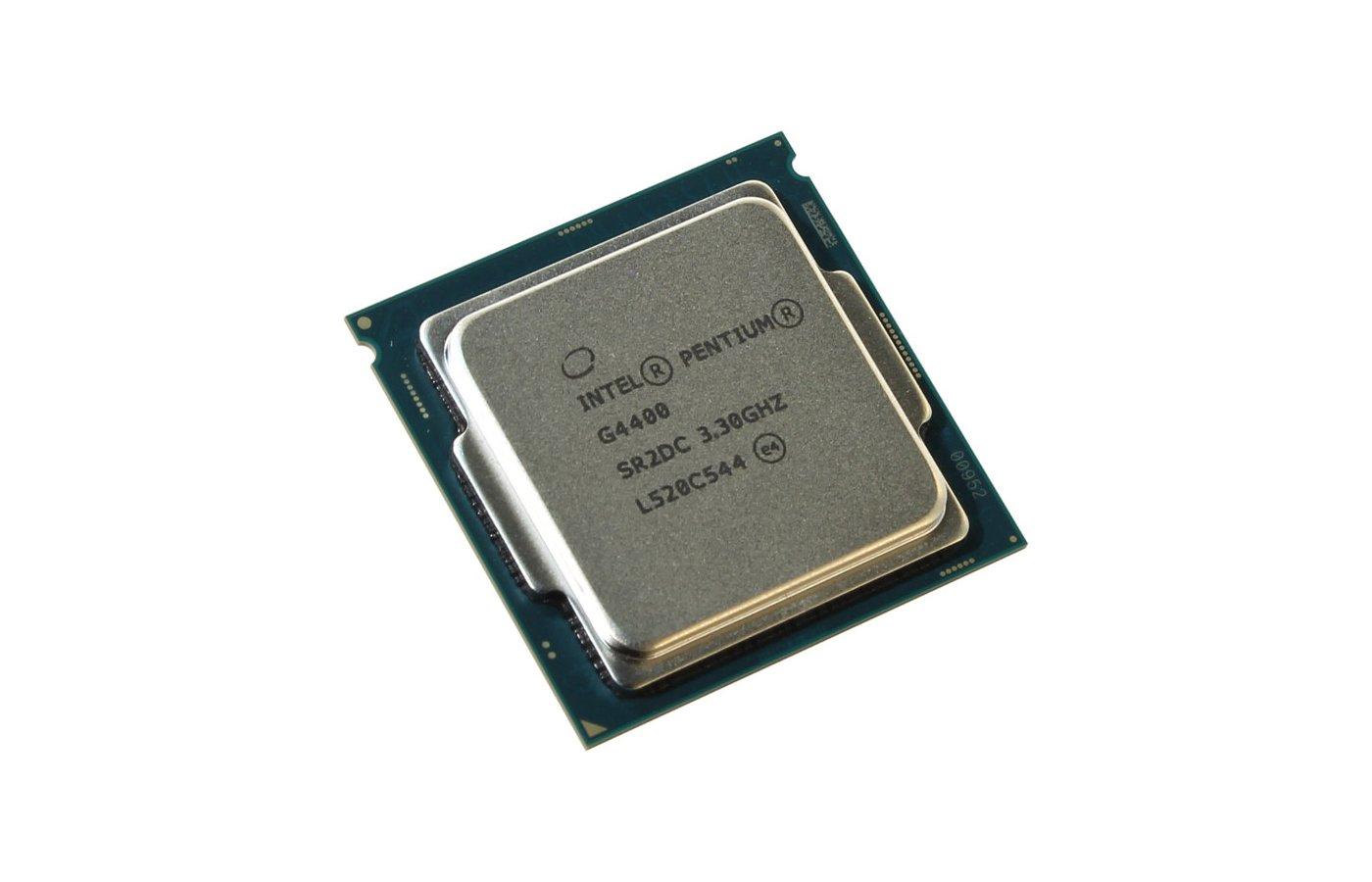 Процессор Intel Pentium Dual-Core G4400 Soc-1151 (CM8066201927306S R2DC) (3.3GHz/Intel HD 510) OEM