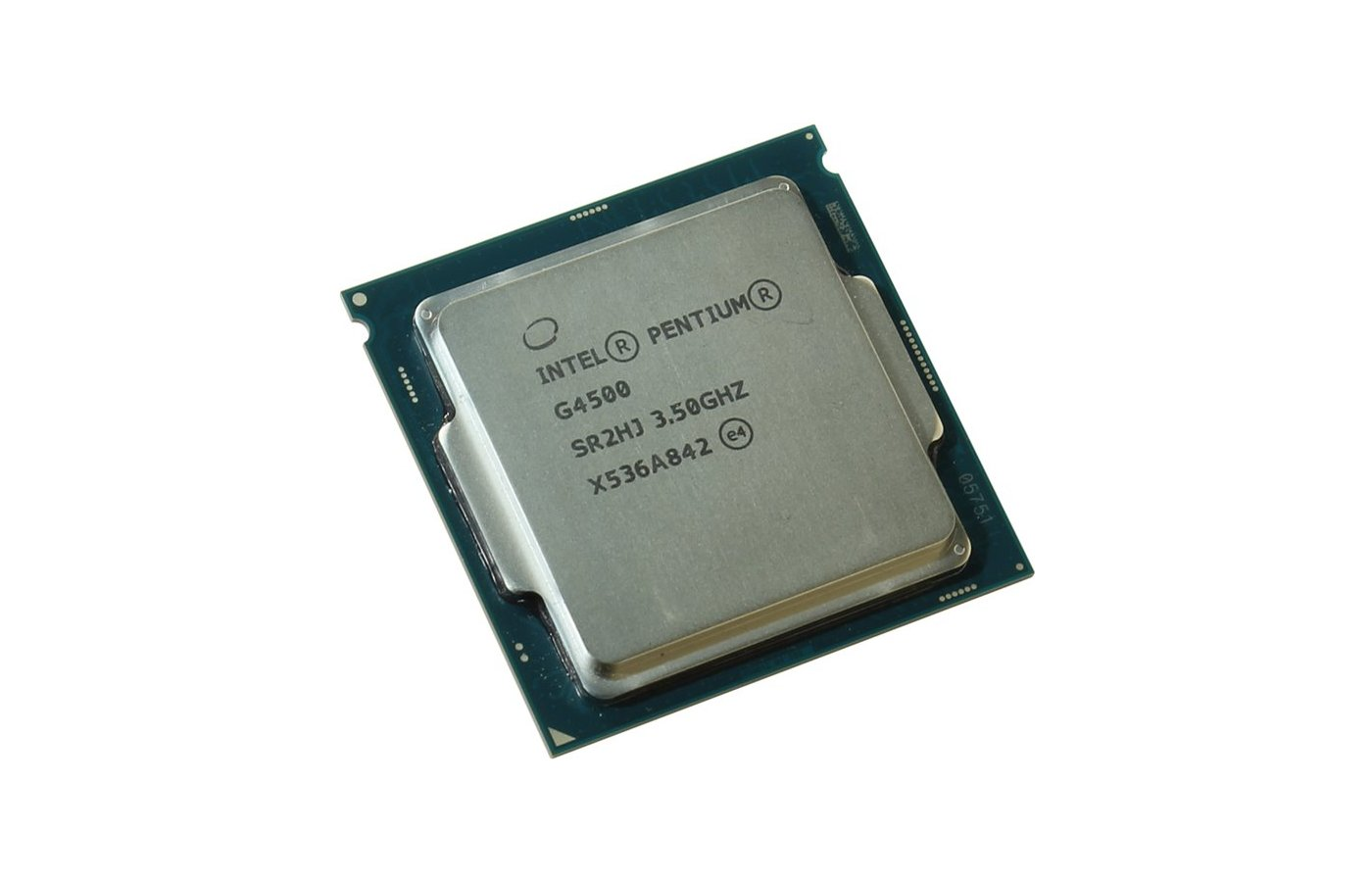 Процессор Intel Pentium Dual-Core G4500 Soc-1151 (CM8066201927319S R2HJ) (3.5GHz/Intel HD 530) OEM
